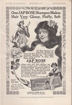 1912 James S Kirk & Co Chicago IL Ad: Jap Rose ... - $8.86