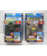 Marvel Legends - Loki and Abomination - Toy Biz 2006* - $48.38