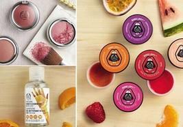 The Body Shop Born Lippy Pot Lip Balm 10 ml (Choose Your Favourite) - $11.79