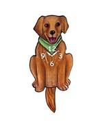 Dog Breed Pendulum Clocks - Golden Retriever - $41.57