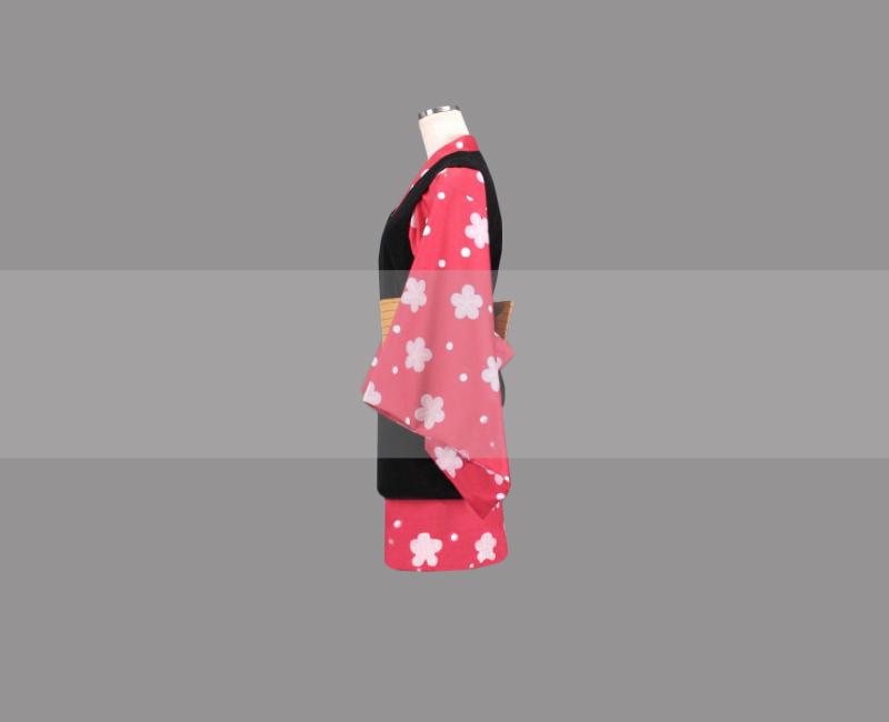 Kimetsu no Yaiba Makomo Cosplay Costume Buy