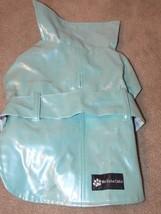 Mud pie Dog Coat Rain Cape Jacket Reversible Small  - $8.99