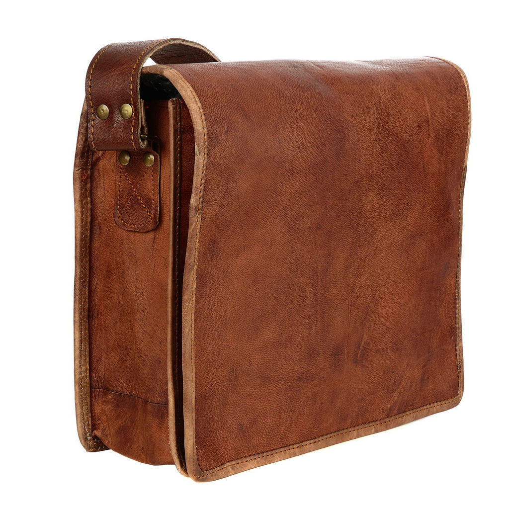 ec9e98c919 New Men s Vintage Brown Leather Full Flap and similar items. 57
