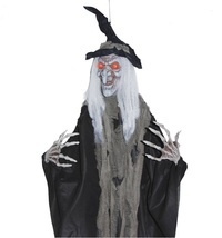 Halloween Witch Hanging Party Decoration Holida... - $49.99