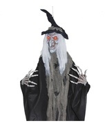 Halloween Witch Hanging Party Decoration Holiday Night Spooky Decor Prop... - $849,31 MXN