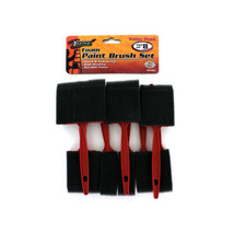 Foam Paint Brush Set - $6.70