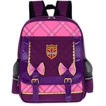 Dual reflective stripes pupils shoulder protection  fashion backpack  - $25.00