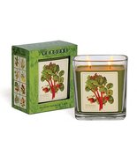 Verdure Soy Double Wick Candle Hand Poured in USA Boxed Gift (Wild Straw... - $39.59