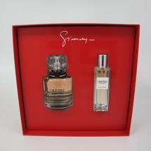 L'INTERDIT by Givenchy 2 Pc Set: 50 ml/1.7 oz & 15 ml/0.5 oz EDP Spray NIB - $79.19