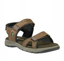 TIMBERLAND MEN'S GOVERNOR'S ISLAND ADVENTURE SANDALS SIZE 12 - $49.53