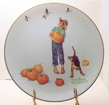 Pilgrimage Collector Plate by Norman Rockwell - $45.00