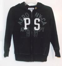 P.S. from Aeropostle Boys Full Zip Hoodie Size 10 EUC - $14.54