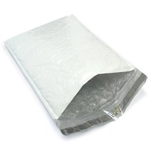 "Size #000 Measure 4"" x 8"" 20 Poly Bubble Padded... - $6.41"