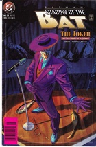 Batman: Shadow of the Bat #38 - $1.25