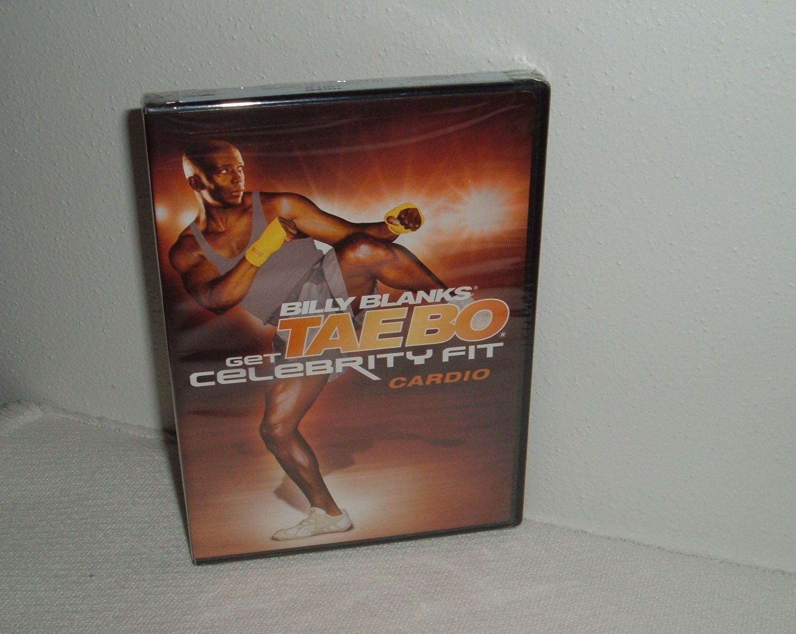 Billy Blanks Tae Bo EXERCISE DVD Celebrity Fit Sculpt and ...
