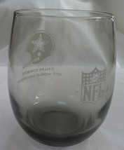 Dallas Cowboys High Ball Glass 1972 World Champions - $8.42