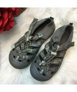 Keens Women's Glow in the Dark Gray Newport Water Shoes Sandals Size 4 - $26.99