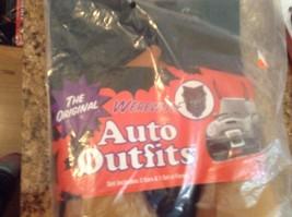 the original auto outfit car costume halloween werewolf new 2 ears & fan... - $12.19