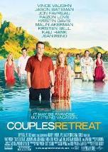 Couples Retreat 27 x 40 Original Movie Poster 2009 - $14.95