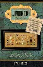 FULL BUNDLE Spooked 2016 Mystery Sampler (3 pcs... - $22.95