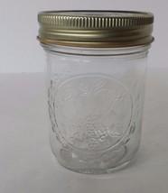 "Ball Jar B8 60 Mason Jar Sculptured Fruit 4"" - $9.89"