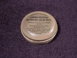 Vintage 1965 Vietnam Era US Army Sunburn Preven... - $8.95