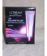 L'oreal VOLUME FILLER Fiber Amplifying Concentrate Thickening 3 Weeks .5... - $9.90