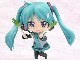 Luky Star: Hiiragi Kagami Cosplay Miku Nendoroid #62 Action Figure NEW! - $59.99