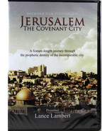 Jerusalem The Covenant City NEW DVD Documentary Presented by Lance Lambert - $14.50