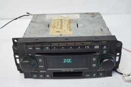 2005-2010 CHRYSLER 300 RADIO CD PLAYER OEM RADIO P05091523AN TESTED F57#019 - $59.40