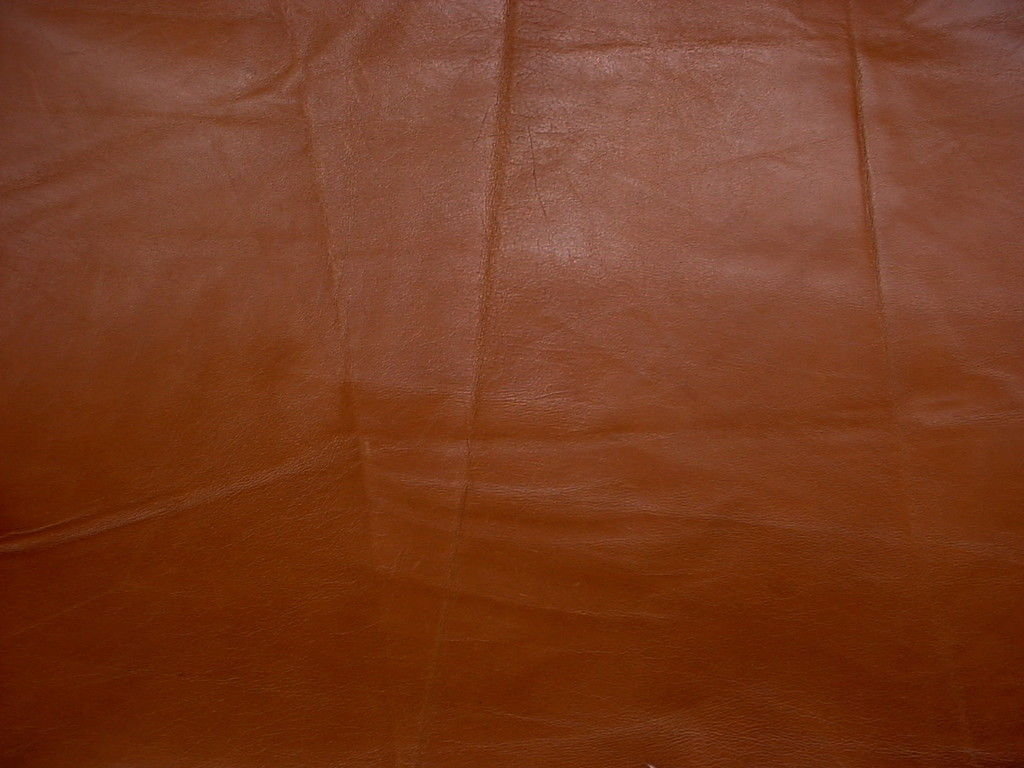 LEE JOFA 19.64 SQ FT RUSSET FULL GRAIN COWHIDE LEATHER UPHOLSTERY