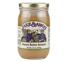 Jake & Amos Peanut Butter Schmier 16 Oz. (3 Jars) - $31.63