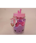 NUM NOMS Surprise in a Jar Scented Plush Toy tri colored - $10.95