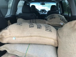 green coffee beans sampler box 10 pounds. Sales Help fund my dog rescue! - $69.30