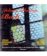 Czech Historic Organs 2 by J.S. Bach [Audio CD] J.S. Bach - $9.95