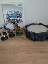 Nintendo Wii Skylanders: Spyro's Adventure Starter Set Bundle Lot image 1