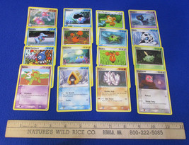 Pokemon Card Deck 101 Nintendo Creature Gamefreak  Lot of 16 - $8.90