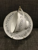 Nasco Fine China Westminster Tea Cup and Saucer Japan - $14.99