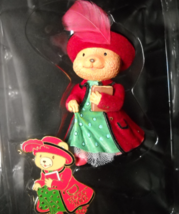 Carlton Cards Heirloom Christmas Ornament 2002 Libby's Adventures Calais... - $6.99