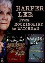 HARPER LEE: FROM MOCKINGBIRD TO WATCHMAN NEW DVD - $63.80