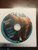 BEACHBODY INSANITY MAX 30 REPLACEMENT DISC DVD FRIDAY FIGHT ROUND 1 & PULSE - $14.46
