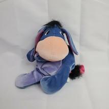 "Fisher Price Soft 'N Silly Eeyore Plush Stuffed 12"" Floppy Mattel Disney... - $9.74"