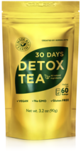 All Natural Weight Loss Slimming Detox Dite Tea - Boost Metabolism - 60 ... - $19.99