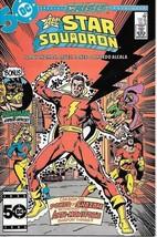 All Star Squadron Comic Book #52 DC Comics 1985 VERY FINE+ UNREAD - $4.50