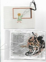 Merry Christmas Teacher Charmers Ornament Kit 92-010 on Perforated Paper - $3.46