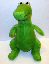 "KOHLS CARES CORNELIUS GREEN ALLIGATOR CROCODILE LEO LIONNI 13"" PLUSH DOL... - $5.99"