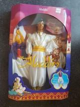 Vintage 1992 Mattel Disney ALADDIN Movie Doll Figure NIB Sealed Box - $18.00