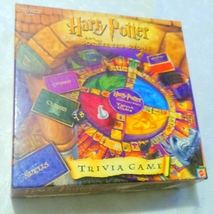 Harry Potter and the Sorcerer's Stone Trivia Game - $10.00