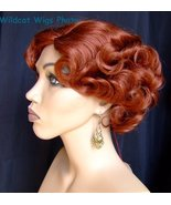 COLOR CHOICE ..QUALITY Cathy Wig perfect for Theatre or Every Day. 1930's  - $28.99