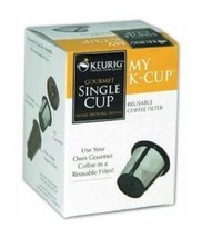 My K Cup Reusable Coffee Filter Replacement Keurig Cups Single Coffee Ma... - $23.95